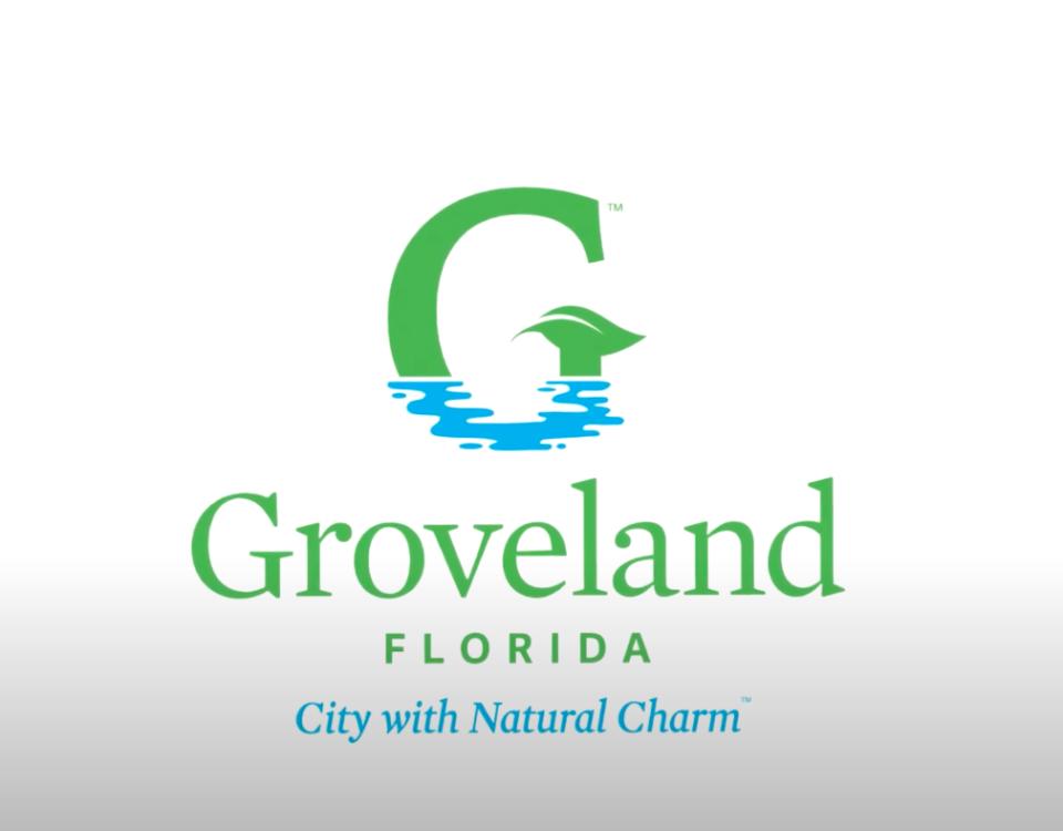 Groveland Florida logo